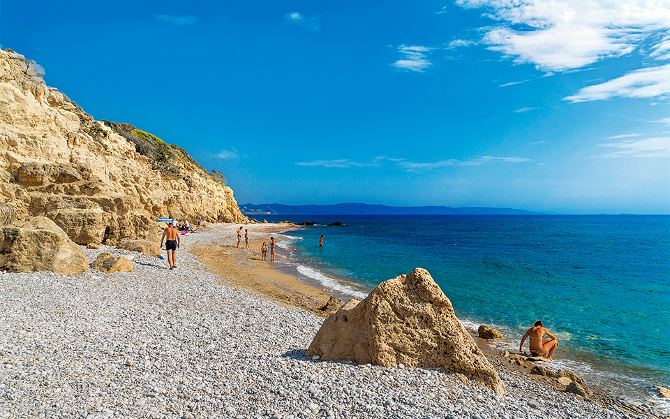 The Best Beaches on Rhodes - Greece Is