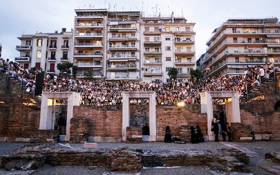 Thessaloniki at its Finest: The Gems Around the Roman Agora - Greece Is