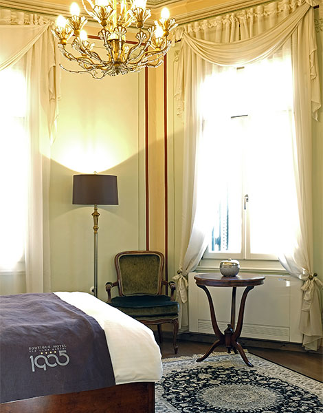 East meets west in the cultured city of xanthi greece is for Boutique hotel 1905