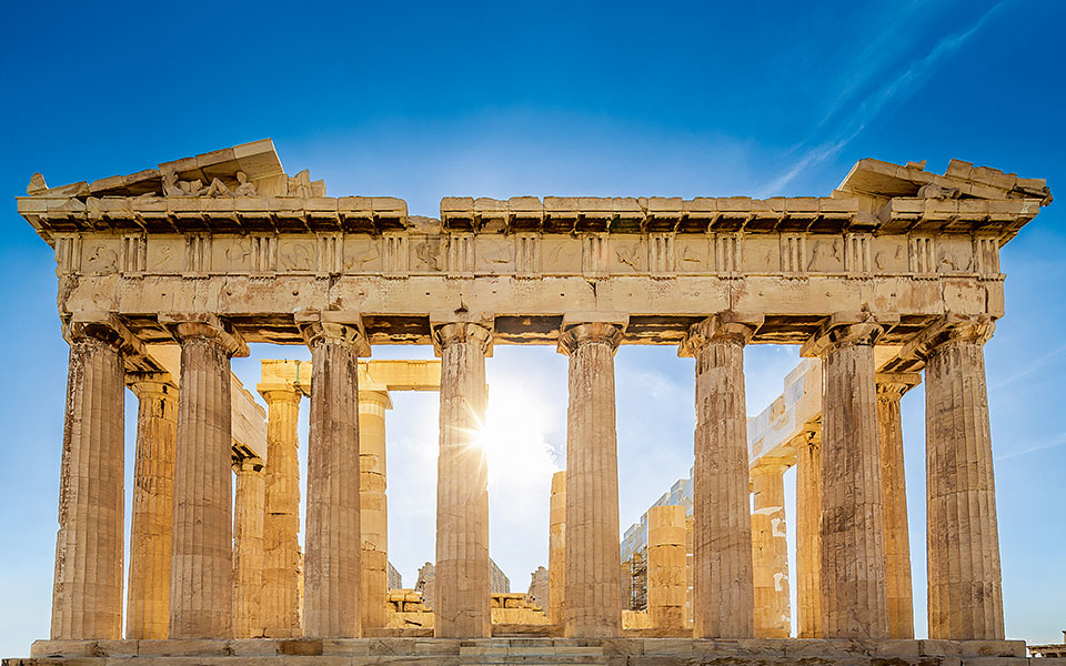 The Optical Illusions That Make Parthenon Perfect