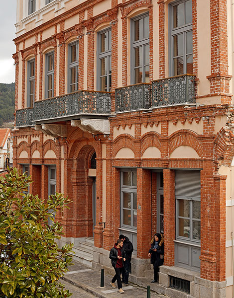 East Meets West in the Cultured City of Xanthi - Greece Is 4bdedd90e2b