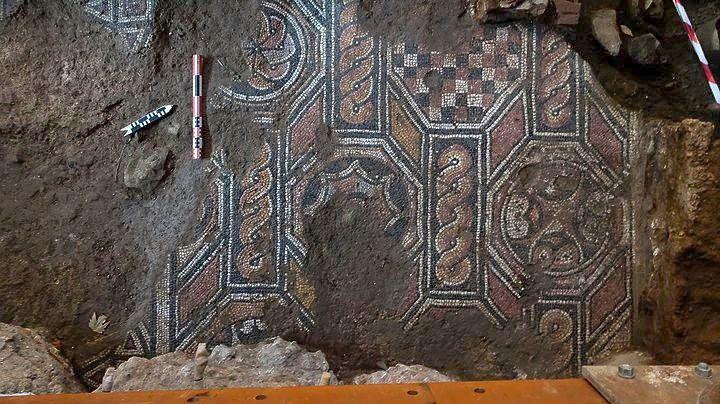 Mosaics_Thessaloniki-Roman villa
