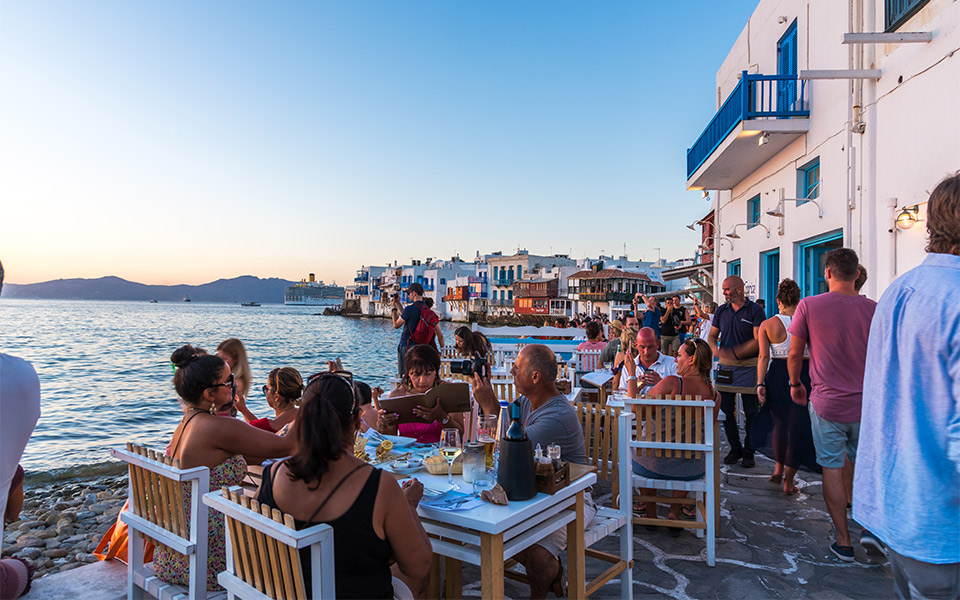 Greek Tourism Growth Expected To Level Off In 2019 Greece Is