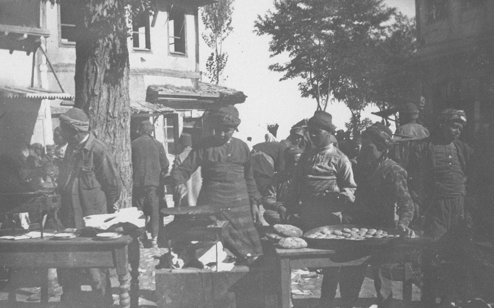 Unseen Amateur Photographs from the Greco-Turkish War