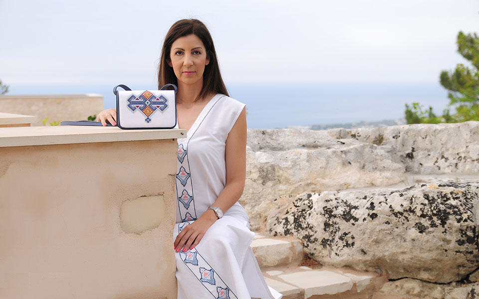 Fashion and Jewelry Inspired by Cretan Ancient Symbols and Motifs