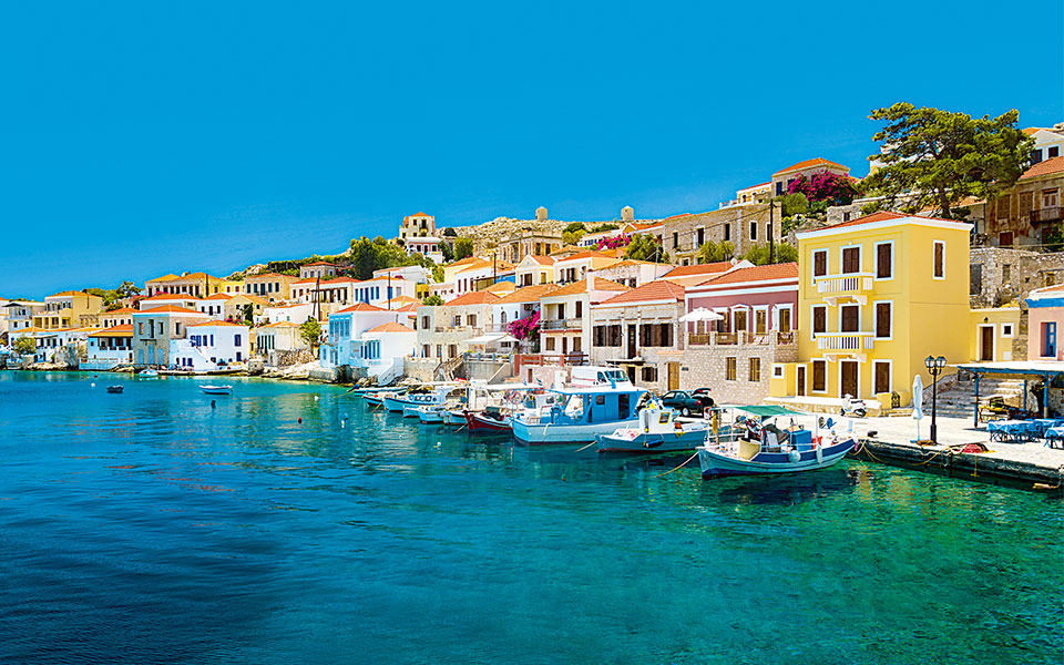 Colorful And Laid Back A Guide To The Tiny Island Of Halki