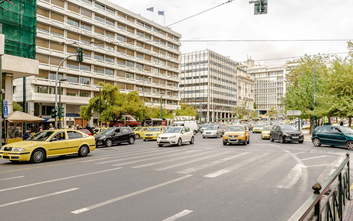 greek car rental market accelerates - greece is