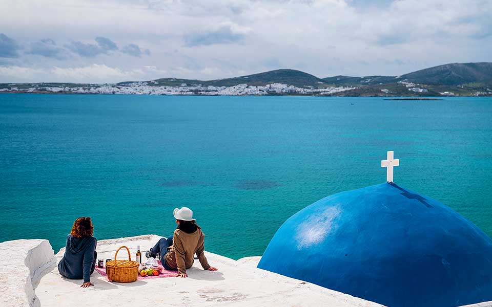 Wellness Tourism on Paros: Eco-Farms, Yoga, and Much More