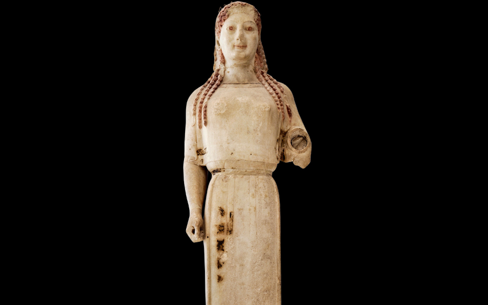 <h5>The Peplos Kore</h5>