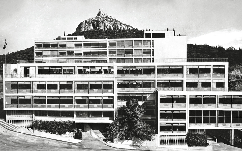 <h5>Doxiadis Building (1957-1958)</h5>