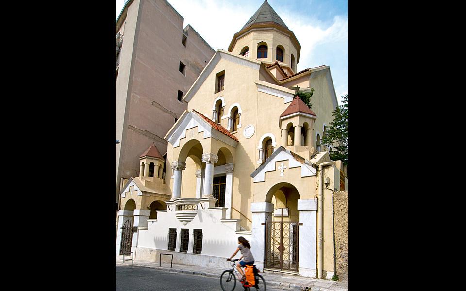 <h5>Armenian Metropolitan Church </h5>