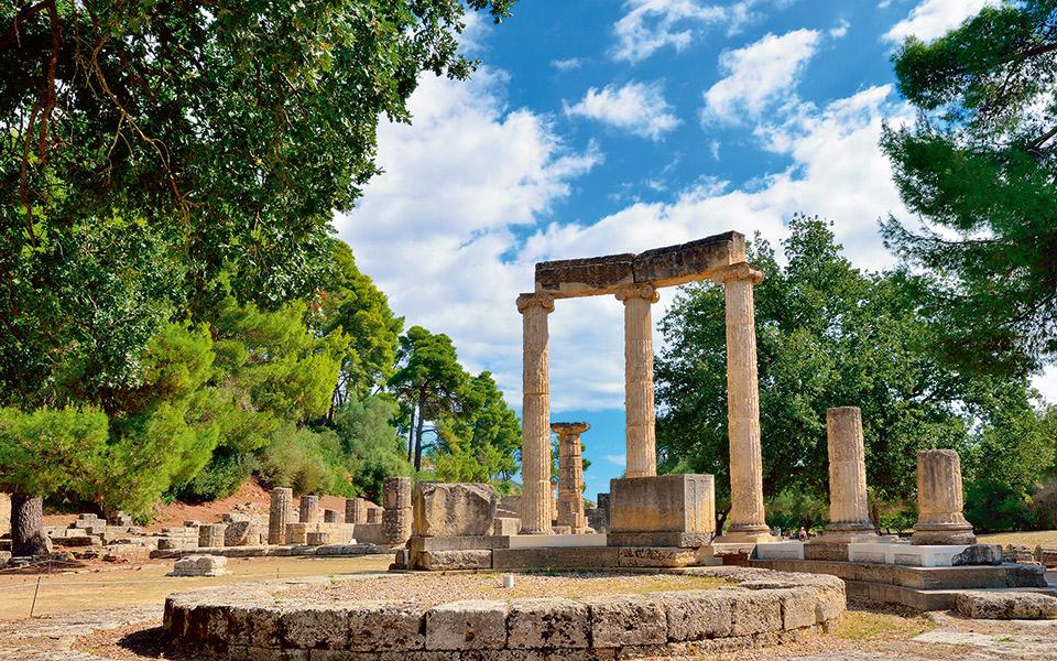 музеи 2020 Как будет отличаться посещение древних мест и музеев этим летом? PELOP OLYMPIA 02
