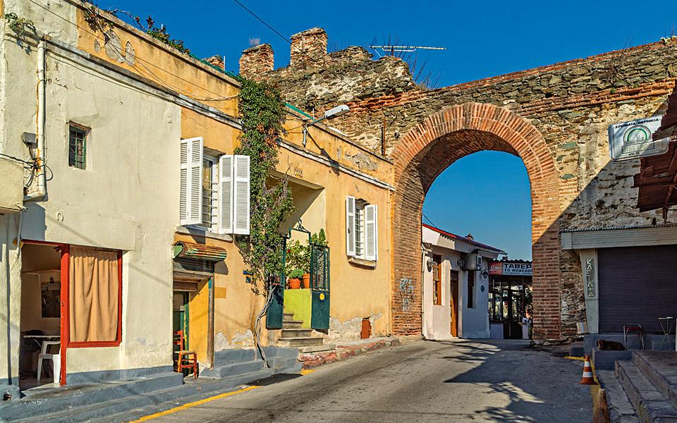 Салоники Ваш путеводитель по городу: чем заняться за 72 часа в Салониках THESS ANO POLI 05