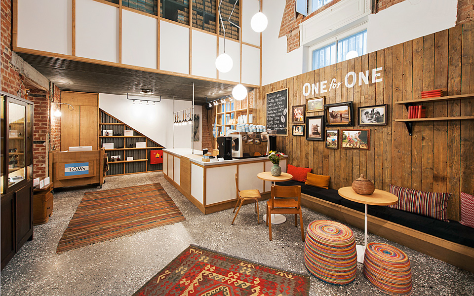 <h5>Toms Flagship Store</h5>