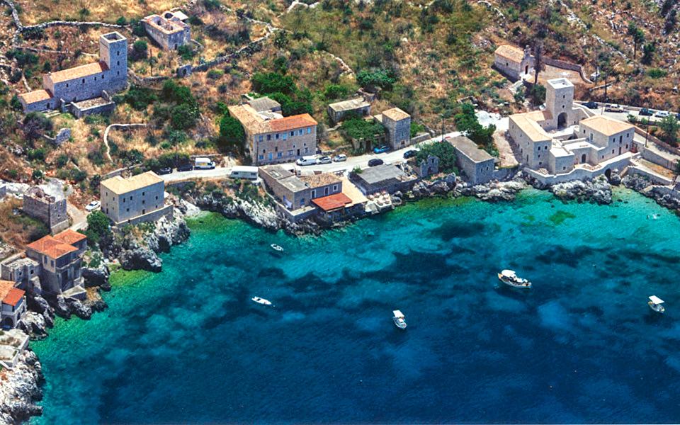 <h5>Limeni | Peloponnese</h5>