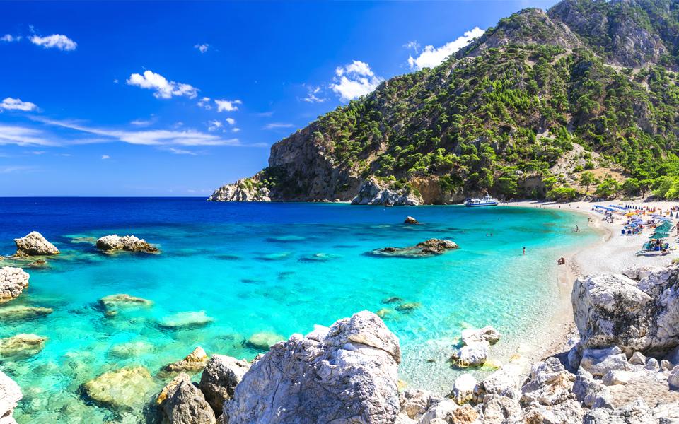 <h5>Apela Beach | Karpathos | Dodecanese</h5>
