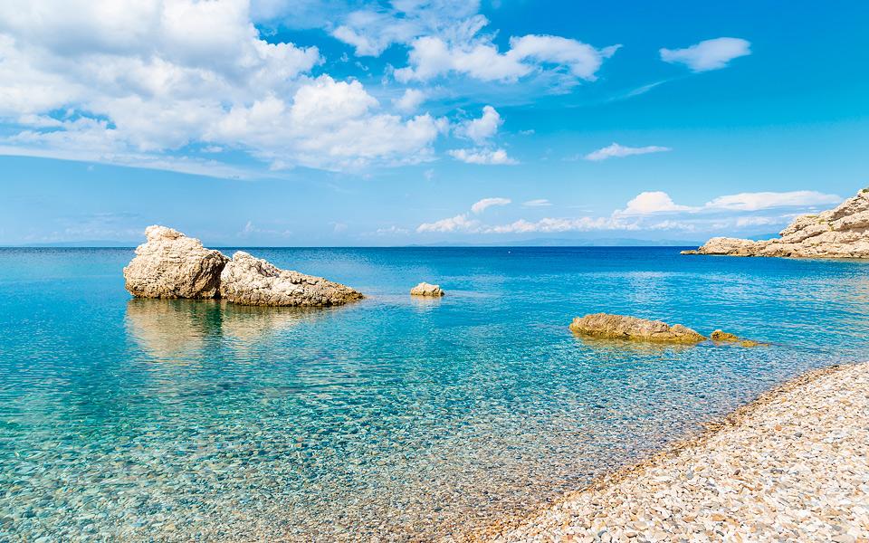 <h5>Kokkari Beach | Samos | Dodecanese</h5>