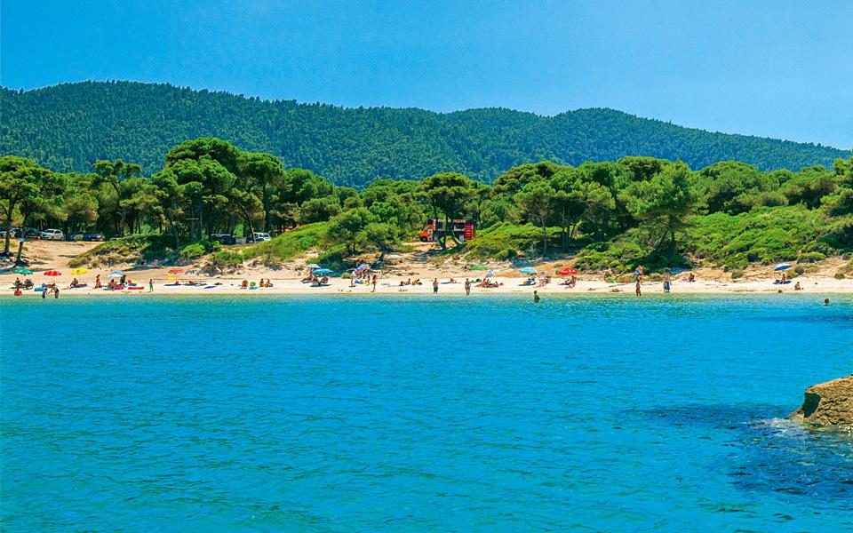 <h5>Karydi Beach</h5>