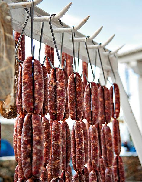 Mykonos' Local Delicacies - Greece Is