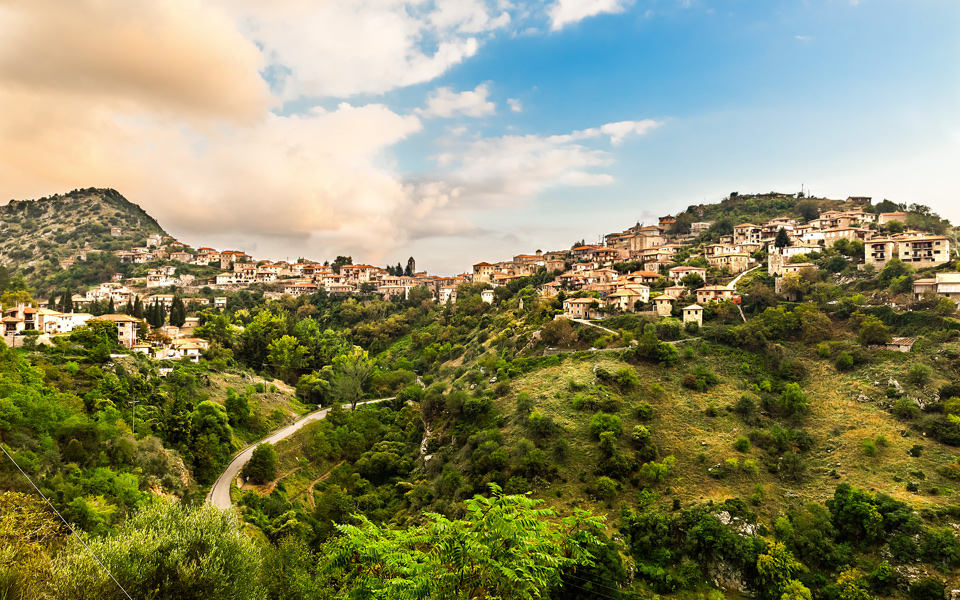 A Town of Arcadian Delights - Greece Is