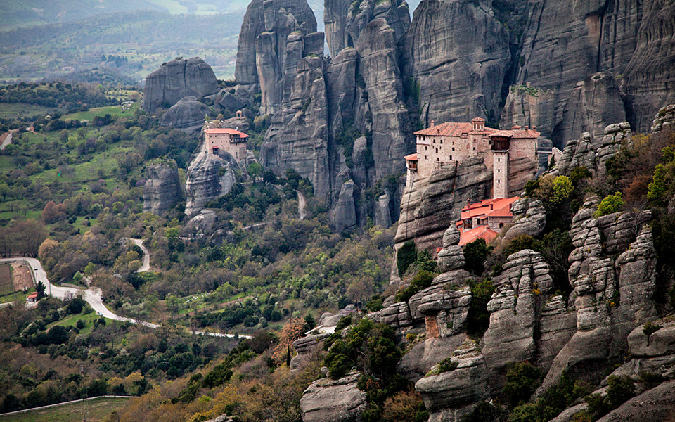 Meteora: Monasteries on the Edge - Greece Is