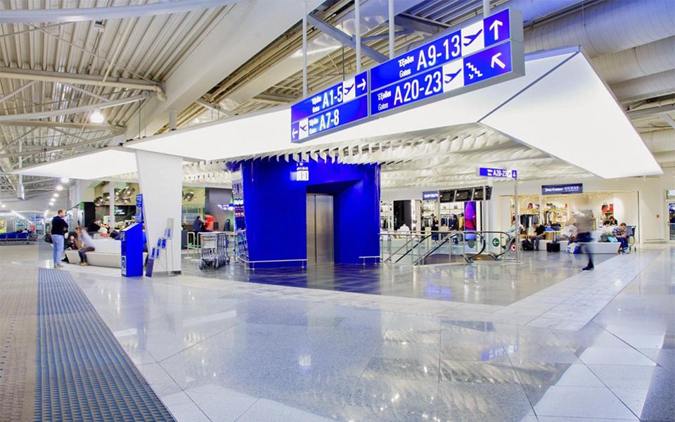 Greek Airports See Passenger Traffic Soar - Greece Is