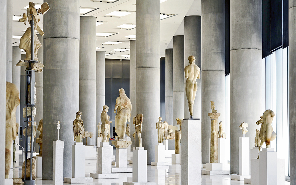 I Took a Virtual Tour of the Acropolis Museum with Google Arts ...