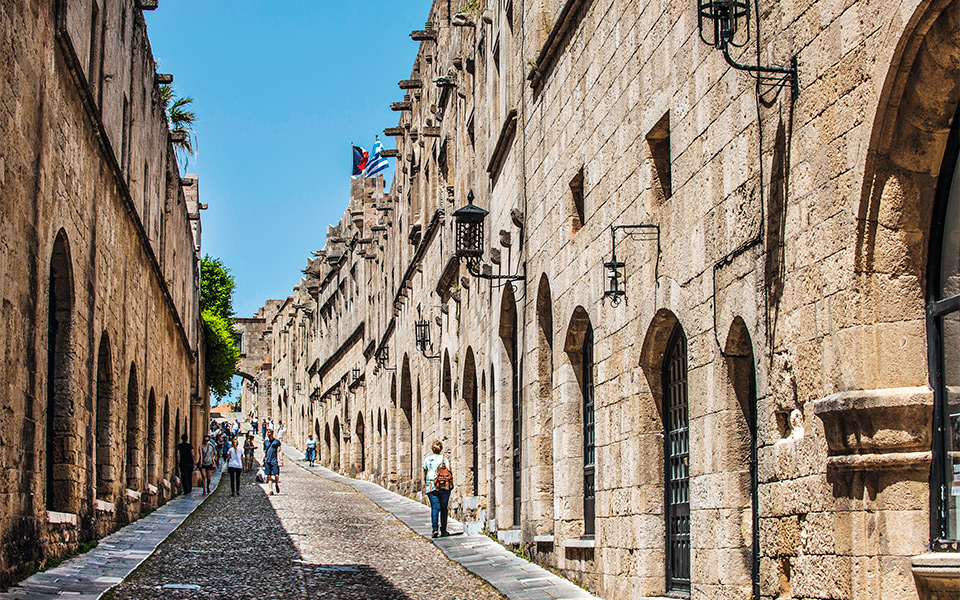 Image result for old city rhodes