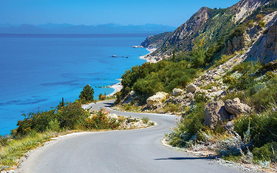 Greece Road Tips