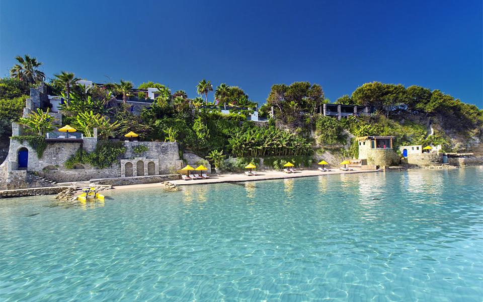 Porto Zante Villas And Spa Won Two Categories Europe S Leading Beach Hotel Luxury