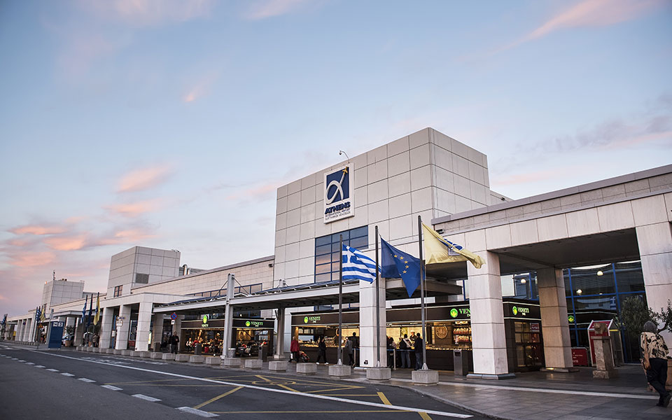 Athens International Airport Ranked 3rd Best in the World - Greece Is