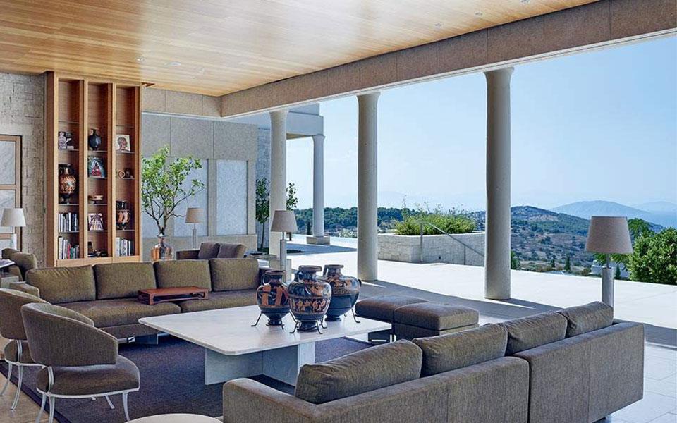 20 Inspiring Interior Designers that Dominate Athens interior designers 20 Inspiring Interior Designers that Dominate Athens amanzoe villa20 309992vp thumb large