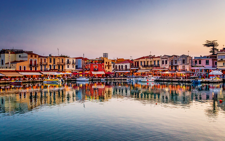 A Guide to the City of Rethymno - Greece Is
