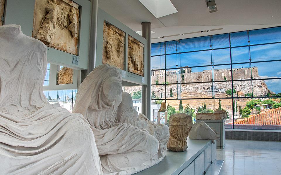 музеи 2020 Как будет отличаться посещение древних мест и музеев этим летом? acropolis museum shutterstock